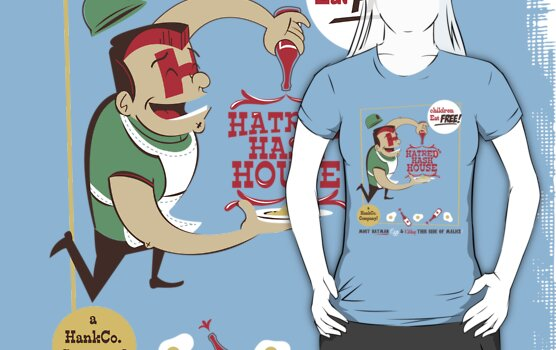 Hatred's Hash House! by Creative Outpouring