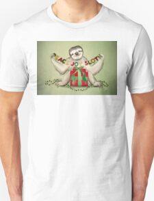 Christmas Sloth T-Shirt
