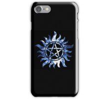 Anti-Possession Case Season 6 Black iPhone Case/Skin