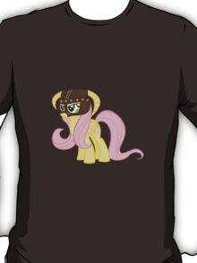Fluttershy Dovahkiin (No Text) T-Shirt