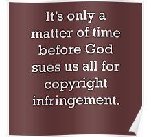 Copyright Infringement Poster