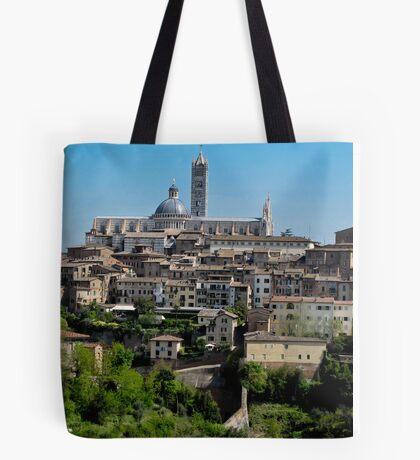 walled Siena Tote Bag