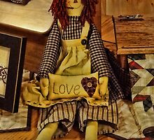 I love Raggedy Ann by vigor