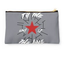 ...til the End of the Line Studio Pouch