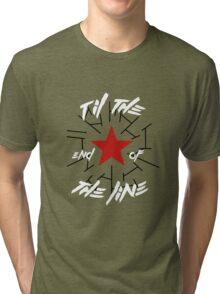 ...til the End of the Line Tri-blend T-Shirt