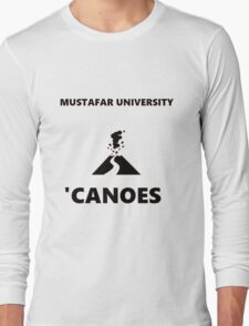 Mustafar University Long Sleeve T-Shirt