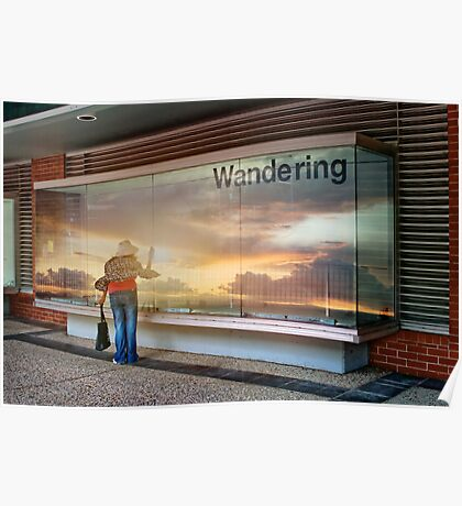 Wandering Poster