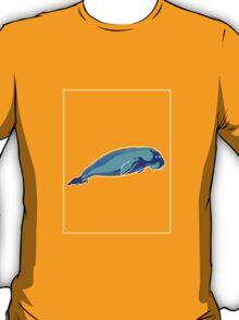 Dugong Blue Green B T-Shirt