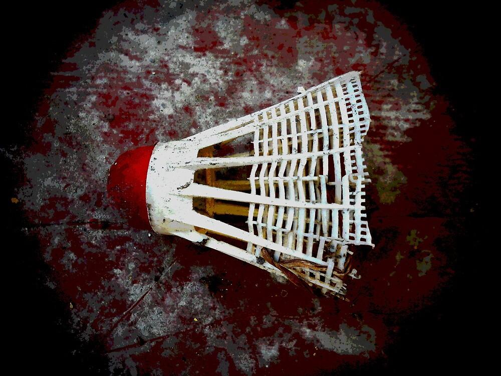 Badminton by Carsten  Ottesen