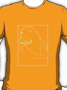 Dugong Lines F T-Shirt