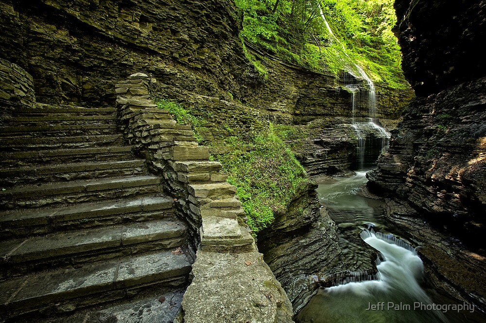 Heaven's Path by Jeff Palm Photography