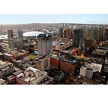 Vancouver City, Canada Photographic Print