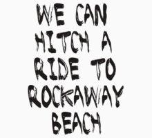 Ramones - Rockaway Beach by Jenn Kellar