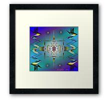 Tribal Inspiration Framed Print