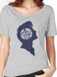Madman With a Box Women's Relaxed Fit T-Shirt