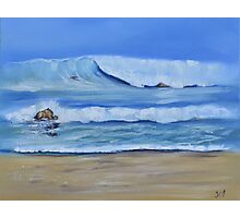 Tweed Heads Surf Photographic Print