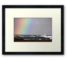 Vanda Framed Print