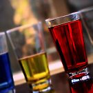 Glasses of Colour by photosbybec