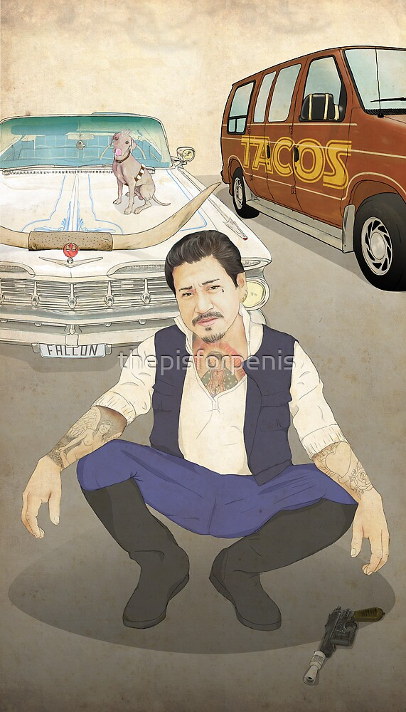 Han Cholo by thepisforpenis
