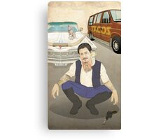 Han Cholo Canvas Print