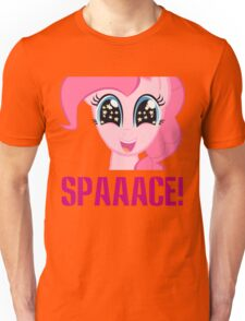 Pinkie Pie is in SPAAACE! Unisex T-Shirt