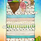 Princess Peach and the Pea by thepisforpenis