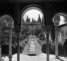 Arches in Granada by James2001