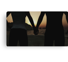 Foreverness Canvas Print