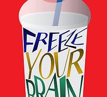 Freeze Your Brain by gabbbzzzie