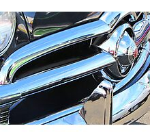 1950 Ford Nose Photographic Print