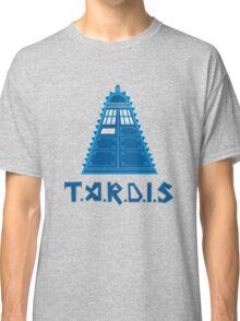 Iron Tardis mk2 Classic T-Shirt
