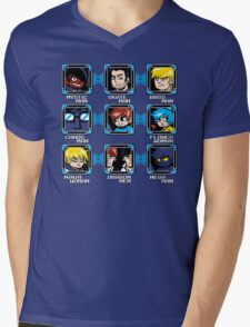 MEGA PILGRIM Mens V-Neck T-Shirt