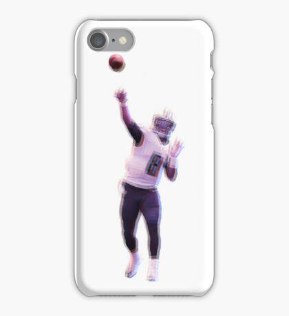 3D Marcus Mariota iPhone Case/Skin