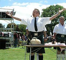 Addressing the Haggis by TonySlattery