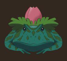 Pokesaurs - Ivysaur by trekvix