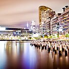 Melbourne Docklands by mcrow5