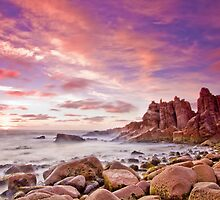 The Pinnacles, Phillip Island, Australia by mcrow5