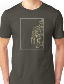 Man Lines F Unisex T-Shirt
