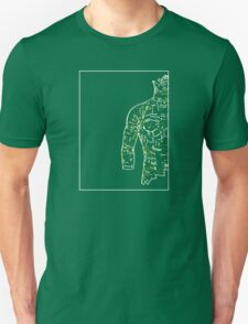 Man Lines F T-Shirt