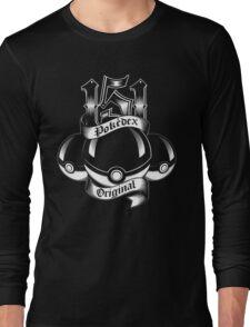 151 - Poke'dex Original (Dark) Long Sleeve T-Shirt