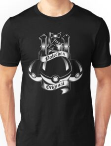 151 - Poke'dex Original (Dark) Unisex T-Shirt
