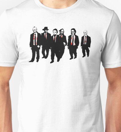 Reservoir Horror Icons Unisex T-Shirt