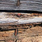 A Rusty Spike by DAdeSimone
