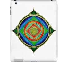 Mandala : Travel iPad Case/Skin