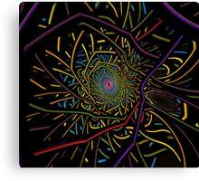 Quantum Playground Equipment Canvas Print