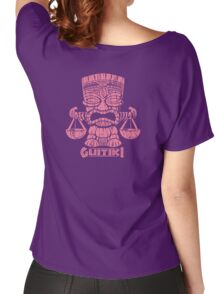 Guitiki - Libra Women's Relaxed Fit T-Shirt