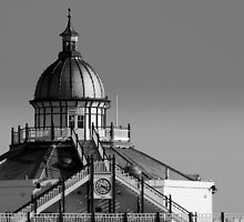 Camera Obscura Eastbourne Pier by ReidOriginals