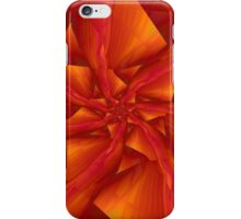 7 into1 in Blood Orange iPhone Case/Skin