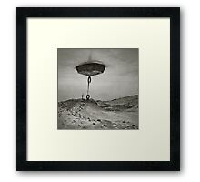 Heavyn Framed Print