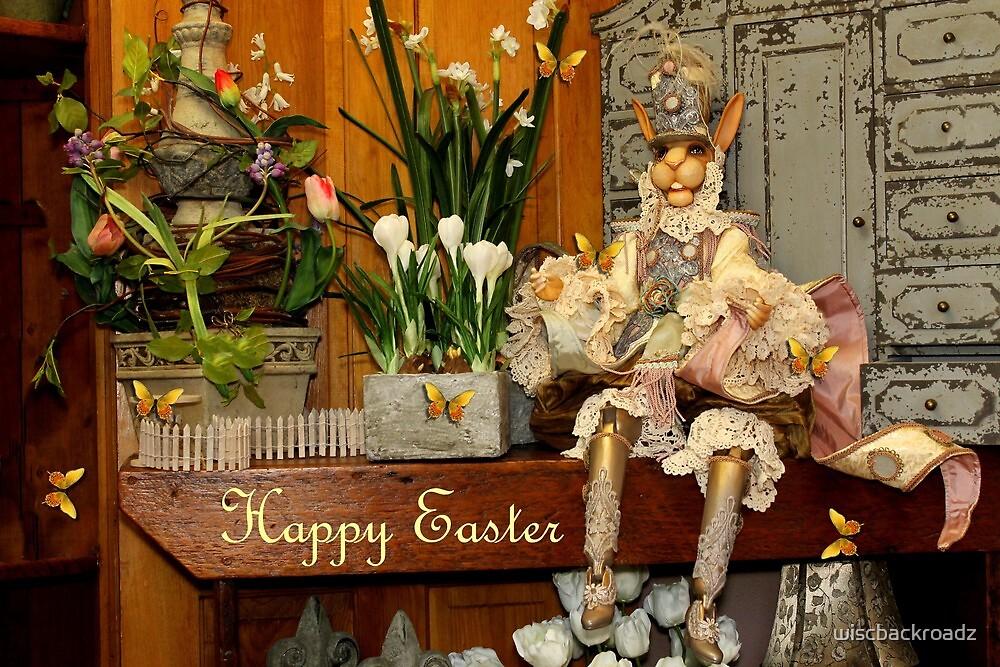 Happy Easter by wiscbackroadz